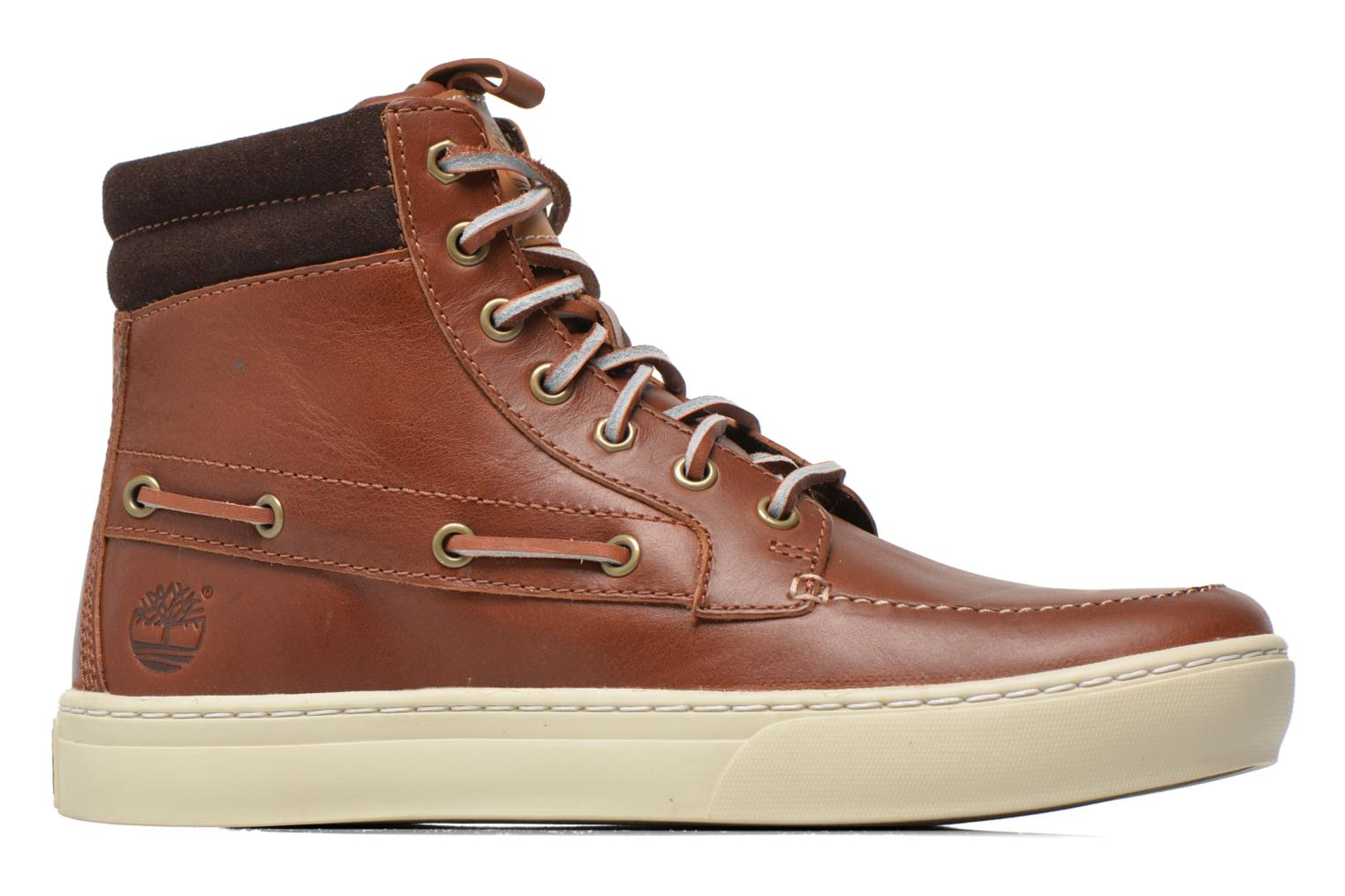 Bottines et boots Timberland Adventure 2.0 Cupsole Leather 7-Eye Chukka Marron vue derrière