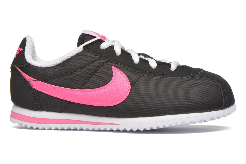 Trainers Nike Nike Cortez Nylon (Ps) Black back view