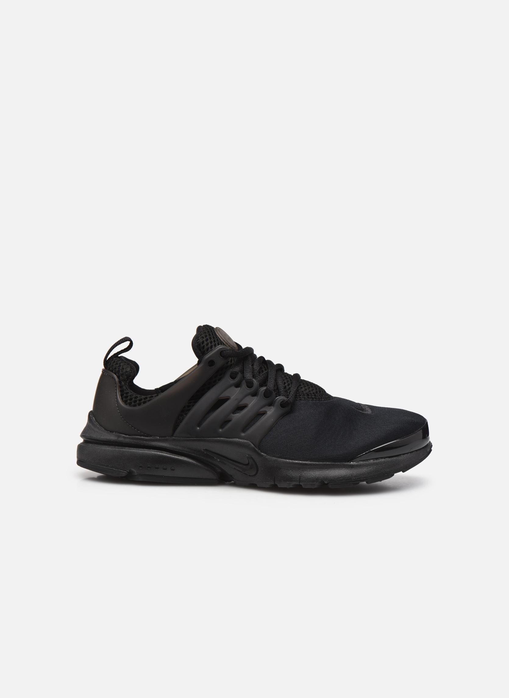 Baskets Nike Nike Presto (Gs) Noir vue derrière