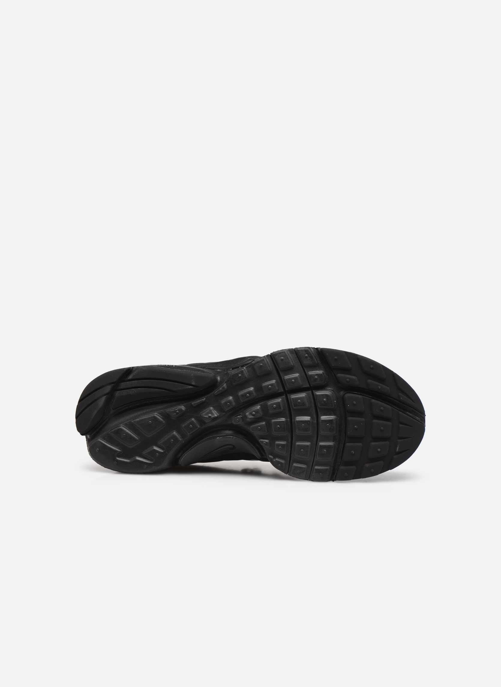 Baskets Nike Nike Presto (Gs) Noir vue haut