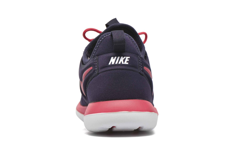 Baskets Nike Nike Roshe Two (Gs) Violet vue droite