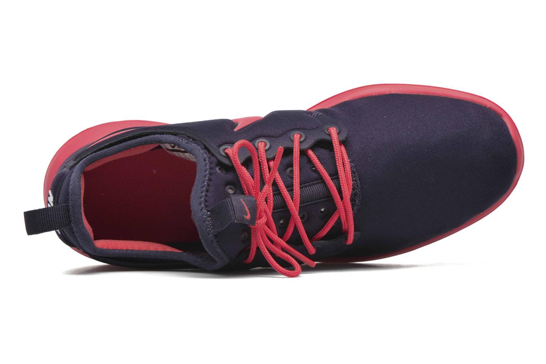 Baskets Nike Nike Roshe Two (Gs) Violet vue gauche