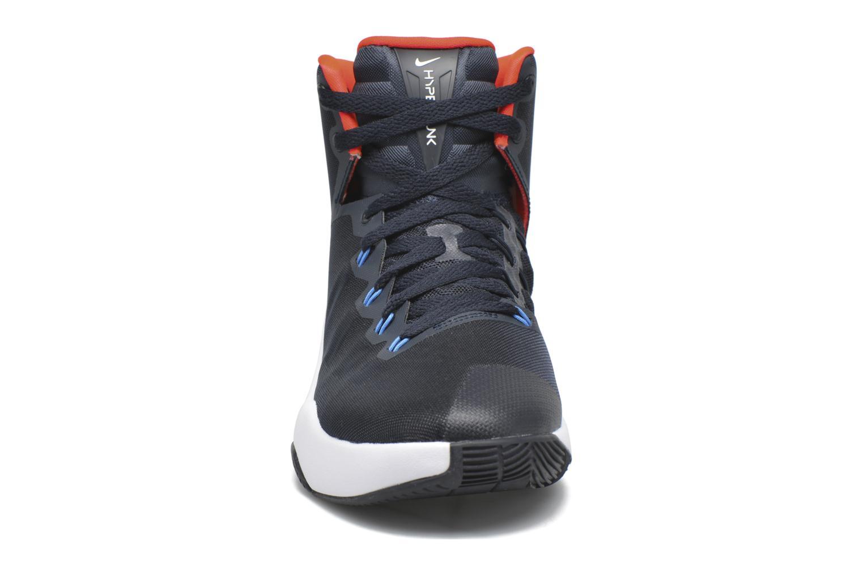 Baskets Nike Nike Hyperdunk 2016 (Gs) Bleu vue portées chaussures