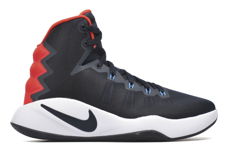Baskets Nike Nike Hyperdunk 2016 (Gs) Bleu vue derrière