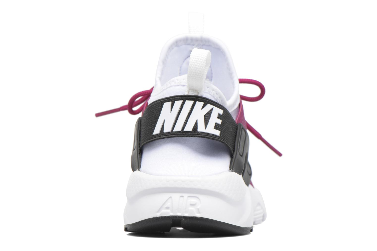 Trainers Nike Nike Air Huarache Run Ultra Gs White view from the right