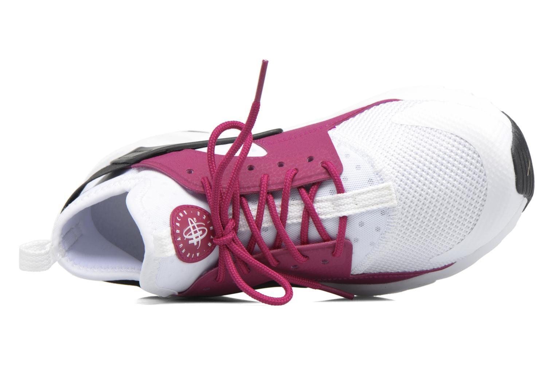 Nike Air Huarache Run Ultra Gs White/Sport Fuchsia-Black-White