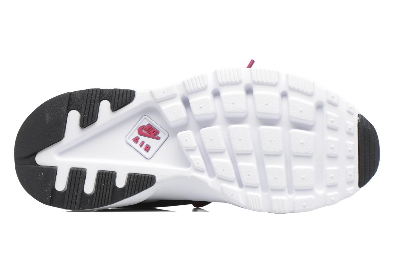 Baskets Nike Nike Air Huarache Run Ultra Gs Blanc vue haut