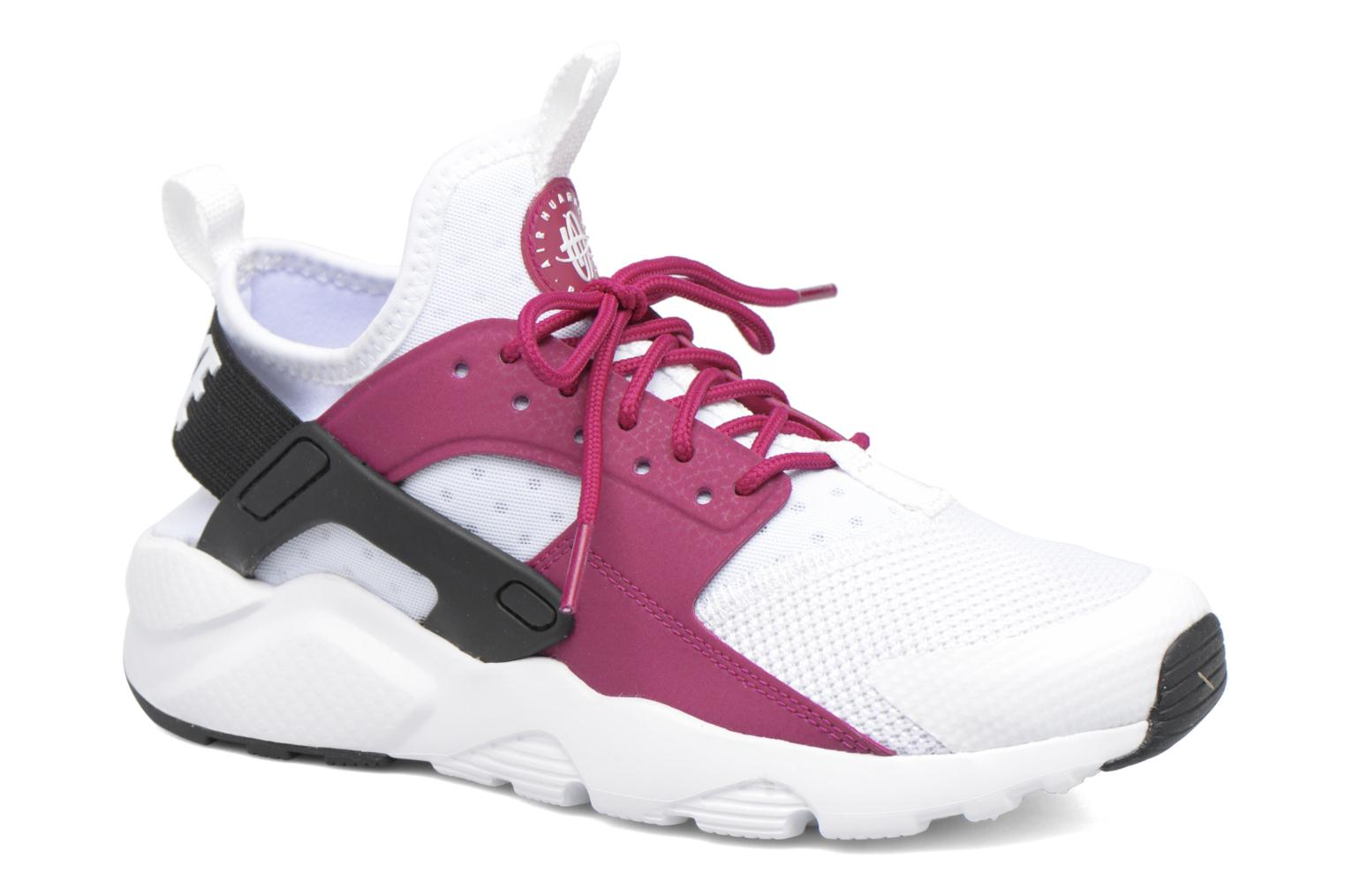 Nike Air Huarache Run Ultra Gs White/Sport Fuchsia-Black-White