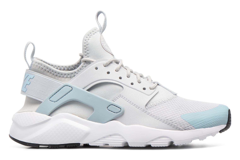 Nike Air Huarache Run Ultra Gs Pure Platinum/Ocean Bliss-White