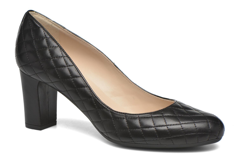 Høje hæle L.K. Bennett CIENNA Sort detaljeret billede af skoene