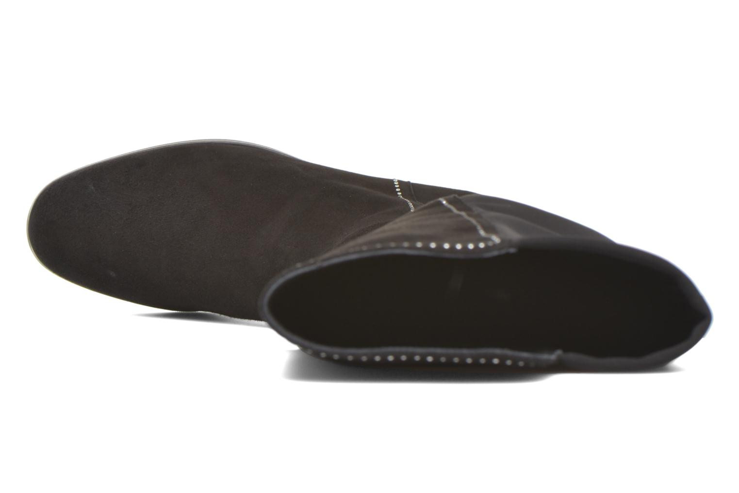 ANNABELL SUEDE - BLACK