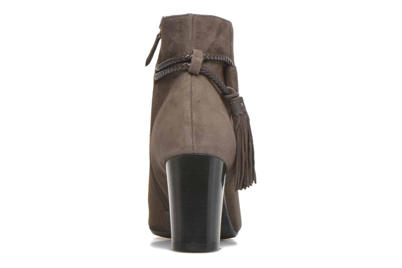 Bottines et boots L.K. Bennett CHARLOTTE Marron vue droite
