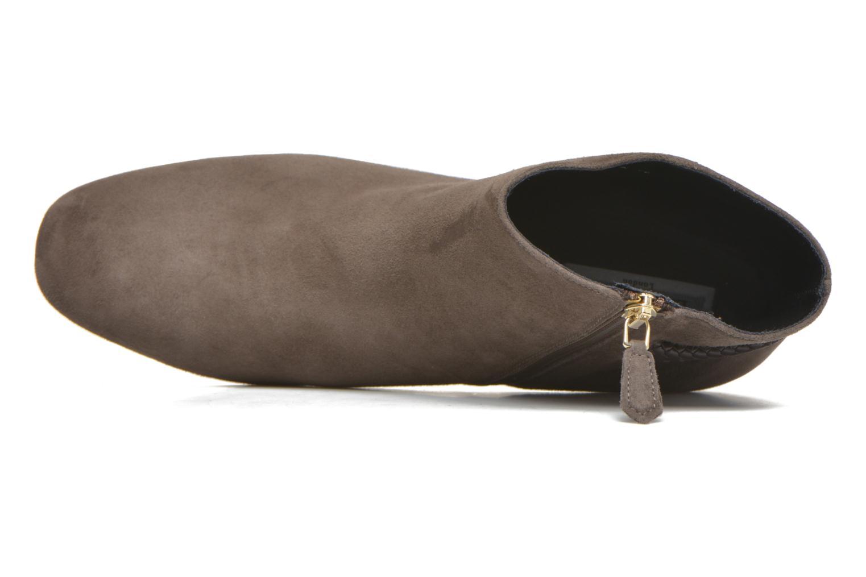 Bottines et boots L.K. Bennett CHARLOTTE Marron vue gauche