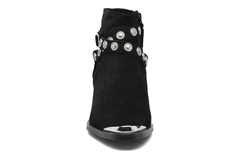 Bottines et boots SENSO Xyler II Noir vue portées chaussures