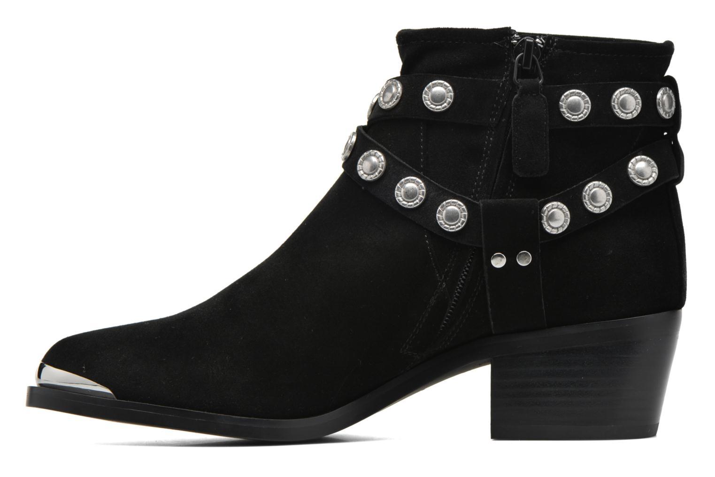 Bottines et boots SENSO Xyler II Noir vue face