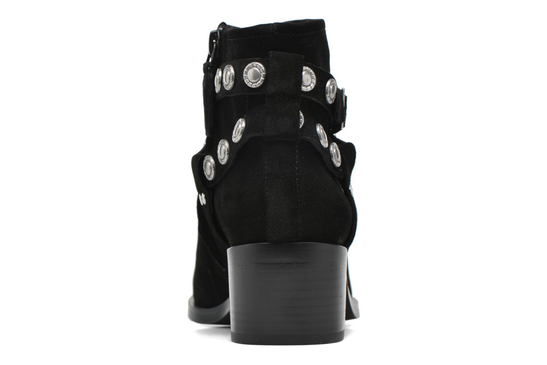 Bottines et boots SENSO Xyler II Noir vue droite