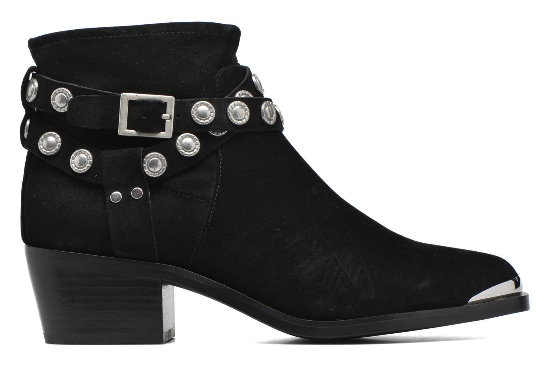 Bottines et boots SENSO Xyler II Noir vue derrière