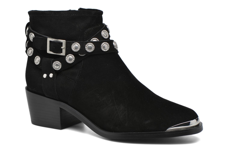 Bottines et boots SENSO Xyler II Noir vue détail/paire
