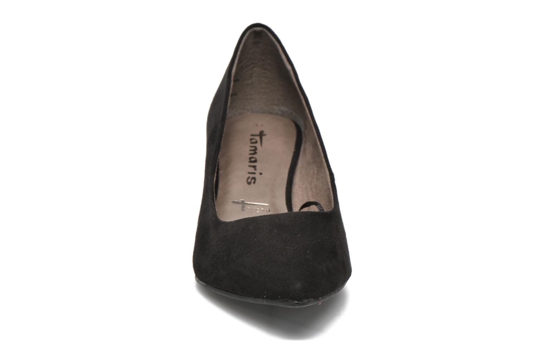 Escarpins Tamaris Aloe Noir vue portées chaussures