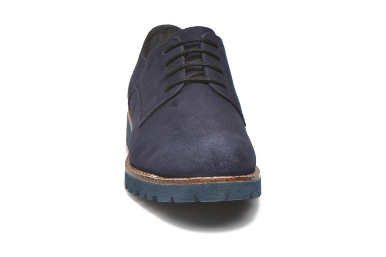 Chaussures à lacets Tamaris Alsobia Bleu vue portées chaussures