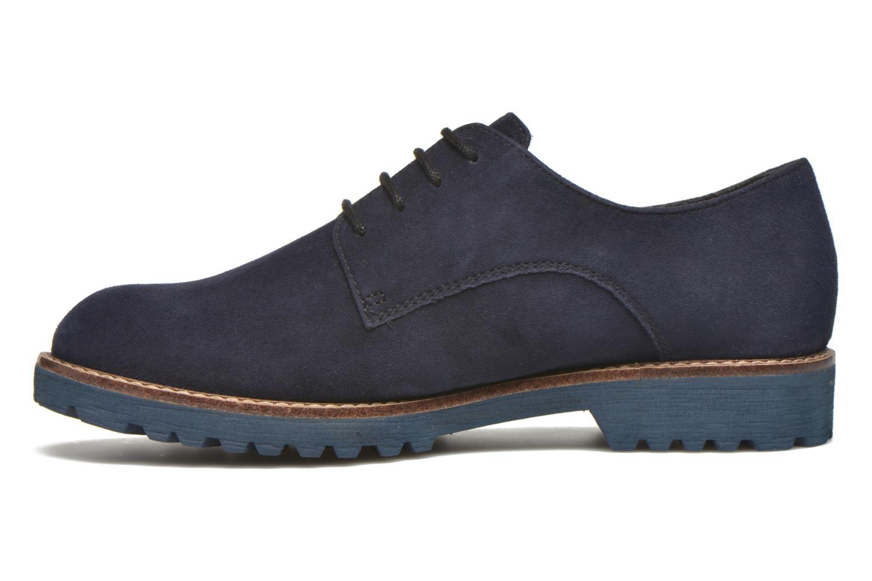 Chaussures à lacets Tamaris Alsobia Bleu vue face