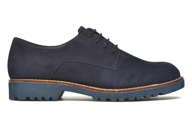 Chaussures à lacets Tamaris Alsobia Bleu vue derrière