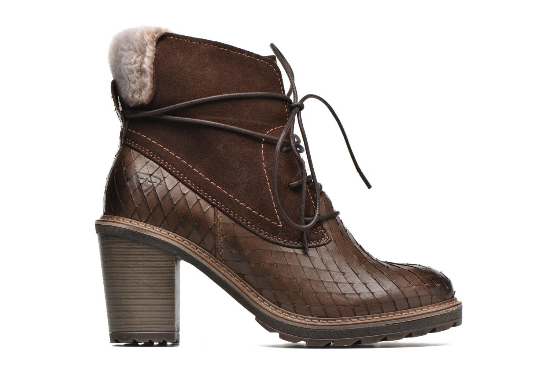 Bottines et boots Tamaris Datura Marron vue derrière