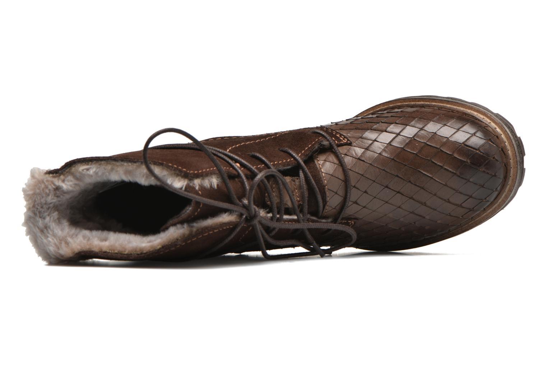 Bottines et boots Tamaris Datura Marron vue gauche