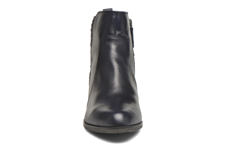 Bottines et boots Tamaris Ficus Bleu vue portées chaussures
