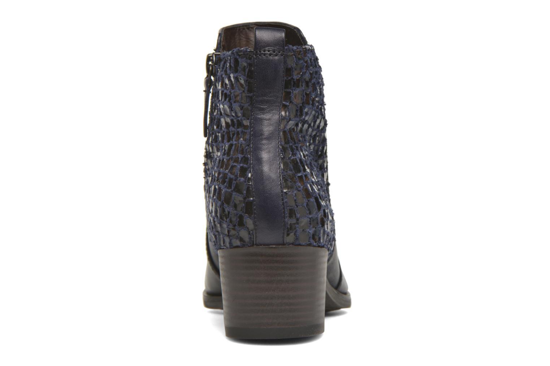 Bottines et boots Tamaris Ficus Bleu vue droite