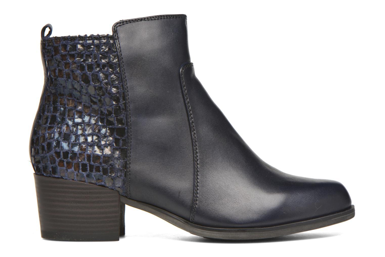 Bottines et boots Tamaris Ficus Bleu vue derrière