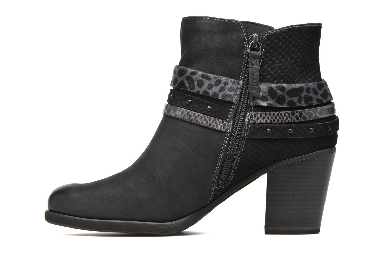 Bottines et boots Tamaris Furcrea Noir vue face