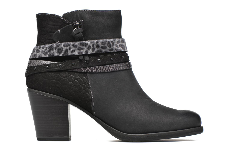 Bottines et boots Tamaris Furcrea Noir vue derrière
