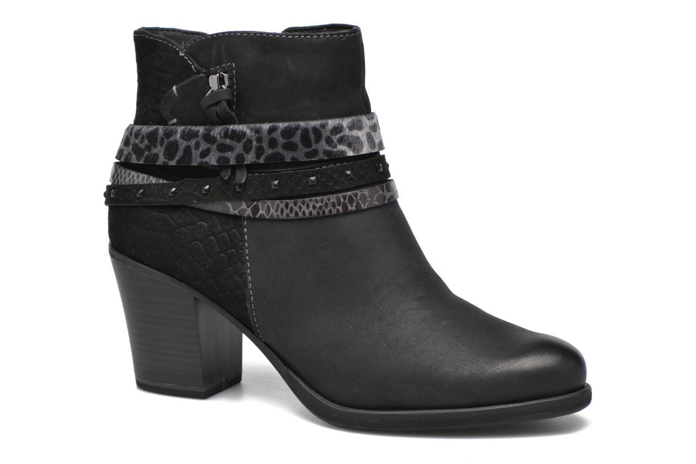Bottines et boots Tamaris Furcrea Noir vue détail/paire