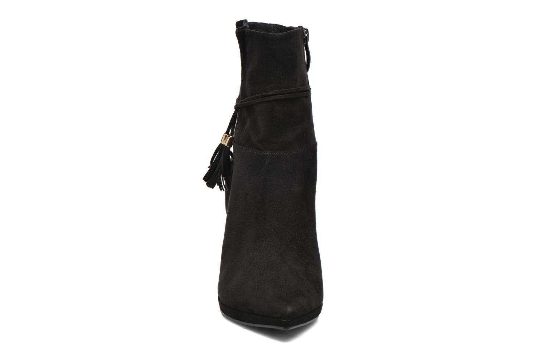 Bottines et boots Tamaris Hoodia Noir vue portées chaussures