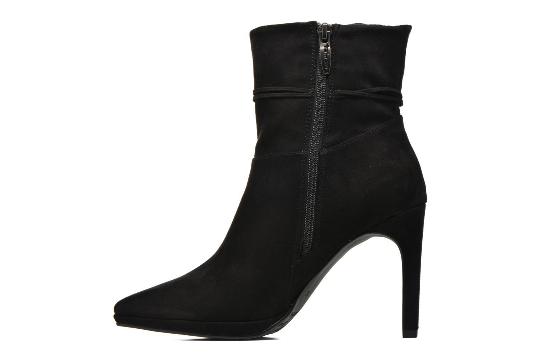 Bottines et boots Tamaris Hoodia Noir vue face
