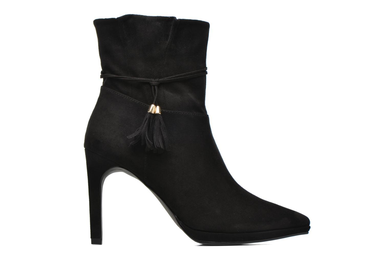Bottines et boots Tamaris Hoodia Noir vue derrière