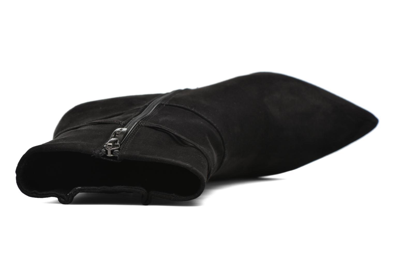 Bottines et boots Tamaris Hoodia Noir vue gauche
