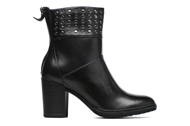 Bottines et boots Tamaris Huernia Noir vue derrière