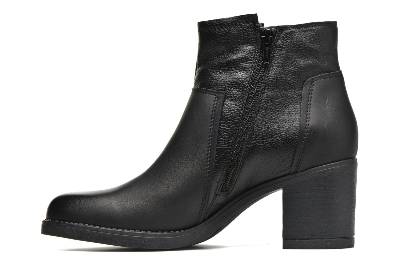 Bottines et boots Tamaris Justicia Noir vue face