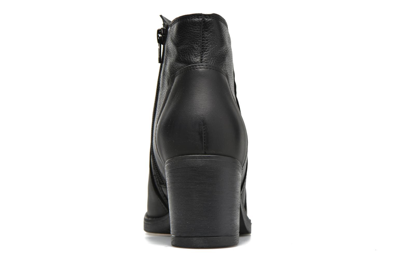Bottines et boots Tamaris Justicia Noir vue droite
