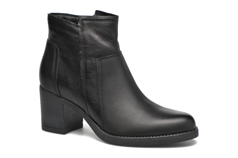 Bottines et boots Tamaris Justicia Noir vue détail/paire