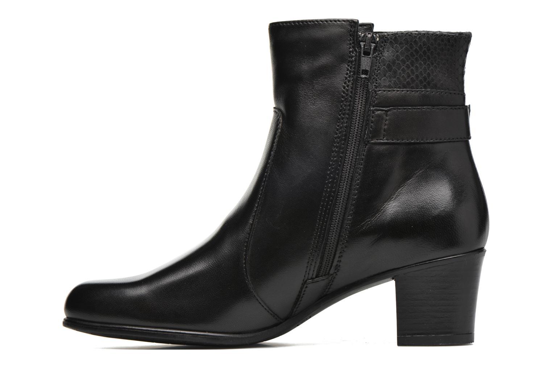 Bottines et boots Tamaris Lycium Noir vue face