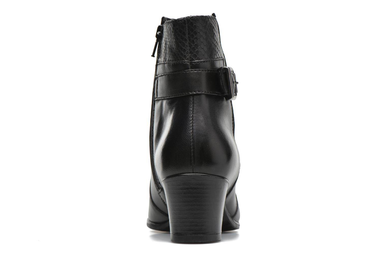 Bottines et boots Tamaris Lycium Noir vue droite