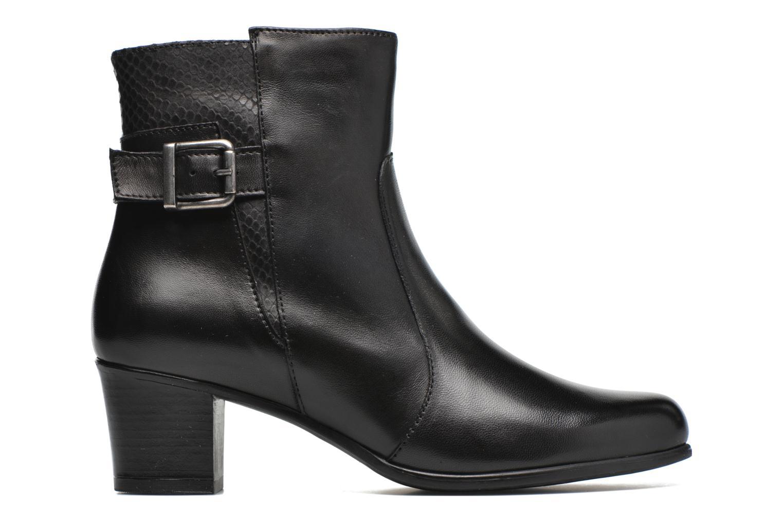 Bottines et boots Tamaris Lycium Noir vue derrière