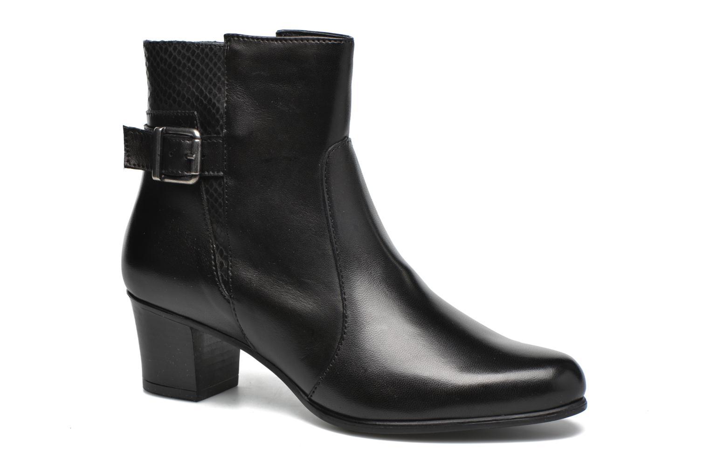 Bottines et boots Tamaris Lycium Noir vue détail/paire