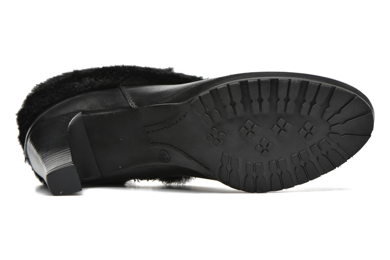 Bottines et boots Tamaris Moraea Noir vue haut