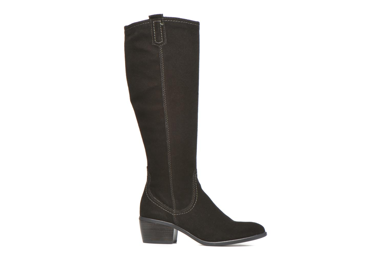 Boots & wellies Tamaris Nerine Black back view