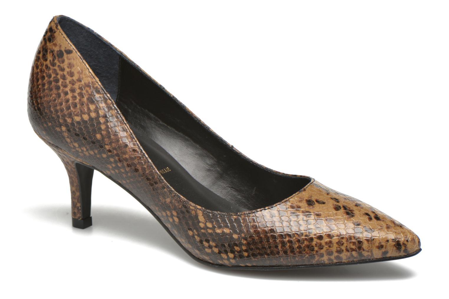 Zapatos promocionales San Marina Vigra/Serp (Marrón) - Zapatos de tacón   Venta de liquidación de temporada