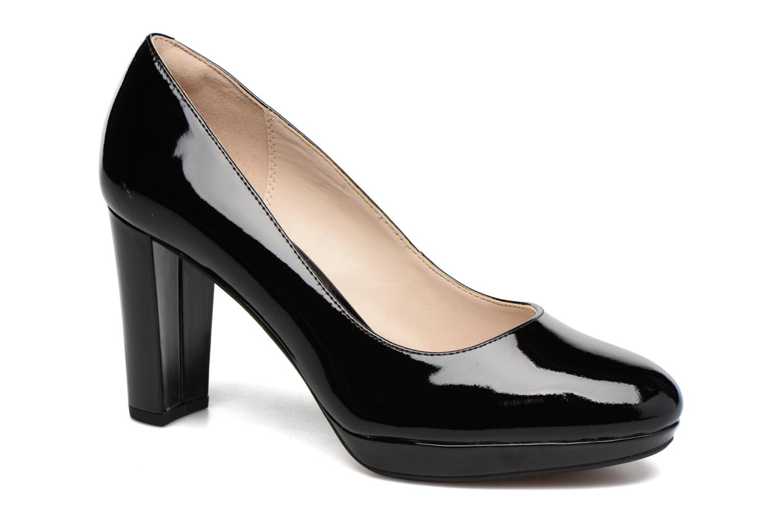 Nuevos zapatos para hombres y mujeres, descuento por tiempo limitado Clarks Kendra Sienna (Negro) - Zapatos de tacón en Más cómodo